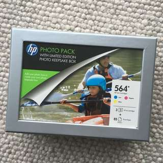 HP Photo Pack - 564 (2 * Cartridges)