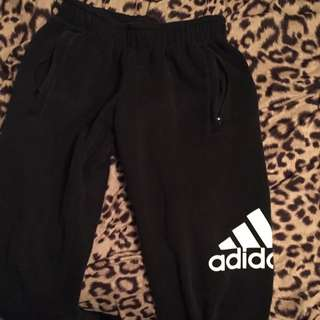 Adidas Full Length Sweats