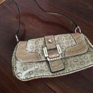 Authentic Guess HNd Bag