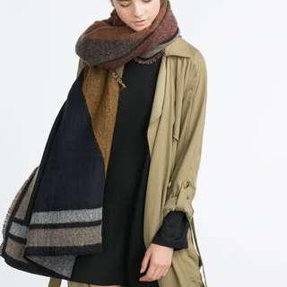 Zara Limited Edition Scarf