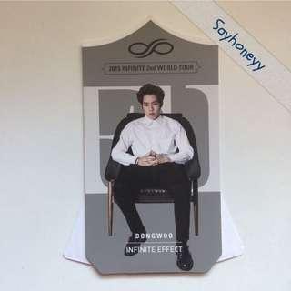Infinite Dongwoo Concert Goods