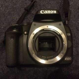 Canon EOS 450D / Rebel XSi (2008 Model)