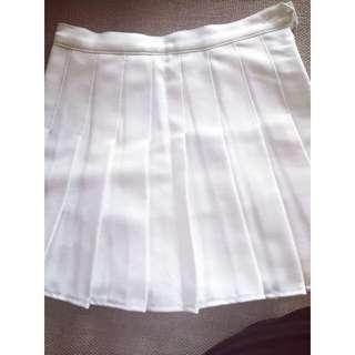 現貨 下殺!AA裙 american apparel裙子 白色