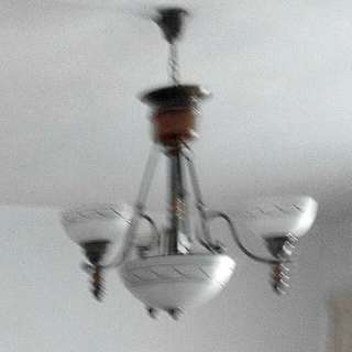 Antique Solid Ceiling Wall Lamp