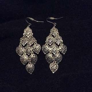 Preloved Chandelier Earrings