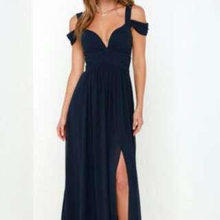 Bariano Ocean Of Elegance Dress BNWT