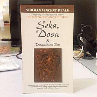Seks, Dosa & Penguasaan Diri (christian Book)
