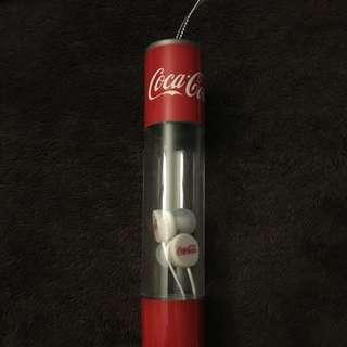 Limited Edition Coca-Cola Headphones