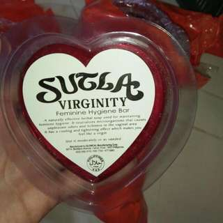 Sutla Virginity Soap