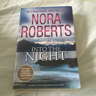 Into The Night By Nora Roberts