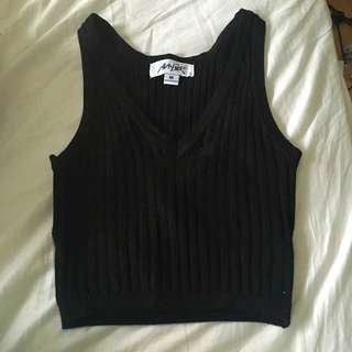 City Beach Cropped Knit AUS M