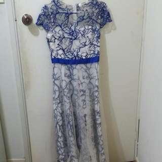 Worn Etsy Formal Dress