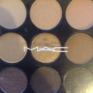 MAC Amber Times Nine Eyeshadow