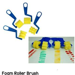 Foan Roller Brush