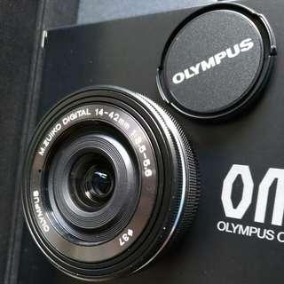 Brand New Olympus 14-42mm Kit Lens 3.5-5.6f