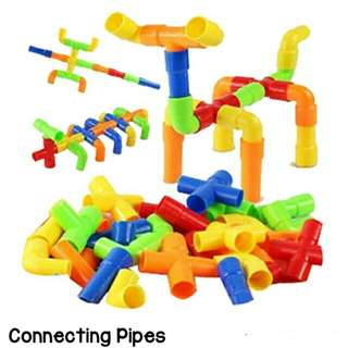 Connecting Pipes