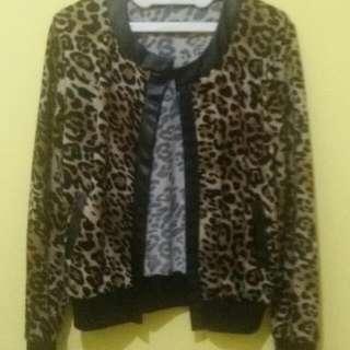 Cardi Leopard