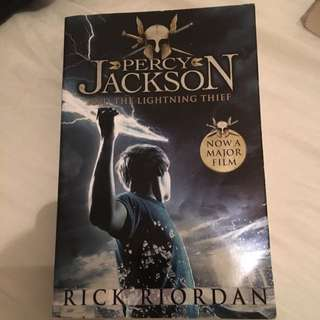 Percy Jackson Book #1
