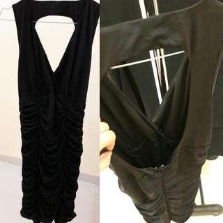 Backless Sexy Dress