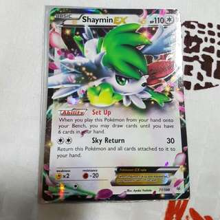 Shaymin Ex For Sale