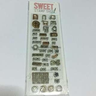 Sweet Stamp Shop - Plan To Eat