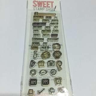 Sweet Stamp Shop - Plan Everyday
