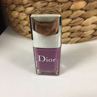 Dior (Christian Dior) Nail Polish 694 Forget Me Not