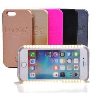Lumee Selfie Light Phone Case