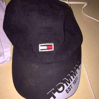 Tommy Hat Black