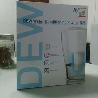 DEW Water Conditioning Pitcher D28