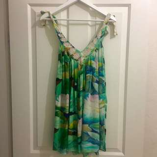 Camilla Dress 100% silk