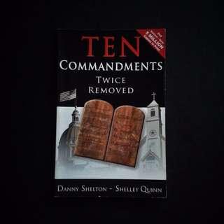 Ten Commandments Twice Removed