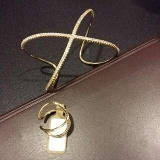 Set Gelang+cincin
