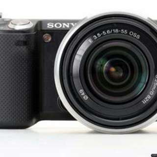 The Best Dslr I Have Ever Used! Sony Nex5 Alpha