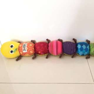 Preloved Lamaze Musical Inchworm