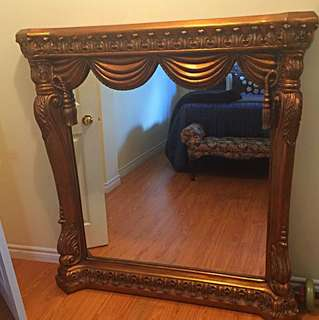 Beautiful Antique Wall Mirror