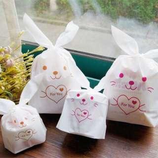 Rabbit Disposable Gift Bag (Small)