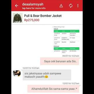 Testimonial from Buyer #1