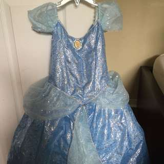 Princess Costume - Cinderella