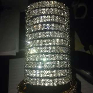 Stretch Diamanté Bracelets