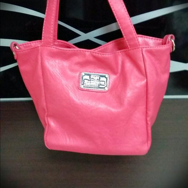 🔯桃紅色系包包
