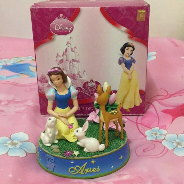 白雪公主 公主系列 迪士尼公主 擺飾 雕像