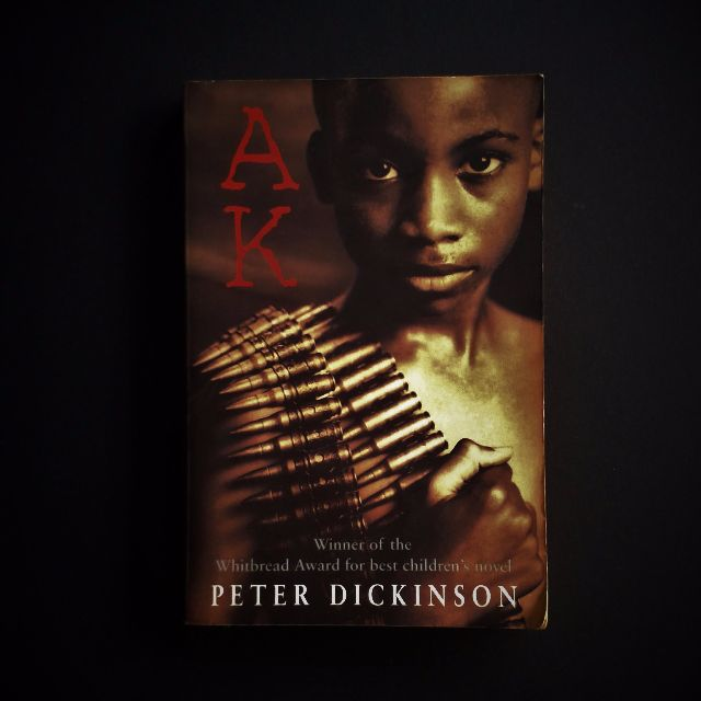 A K by Peter Dickinson