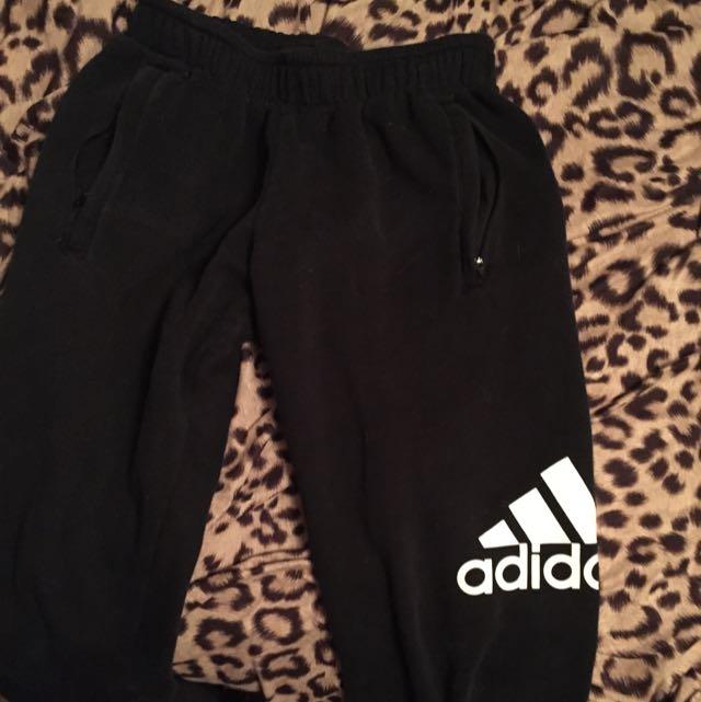 Adidas Full Length Sweats