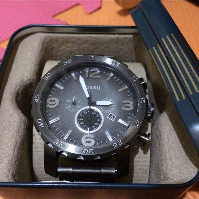Authentic Fossil Watch ⌚️