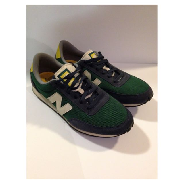 AUTHENTIC NEW BALANCE 412 SHOES