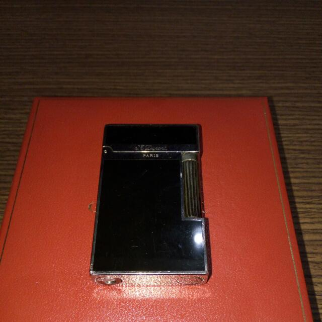 *REPRICE* AUTHENTIC St DUPONT Lighter Ligne 2