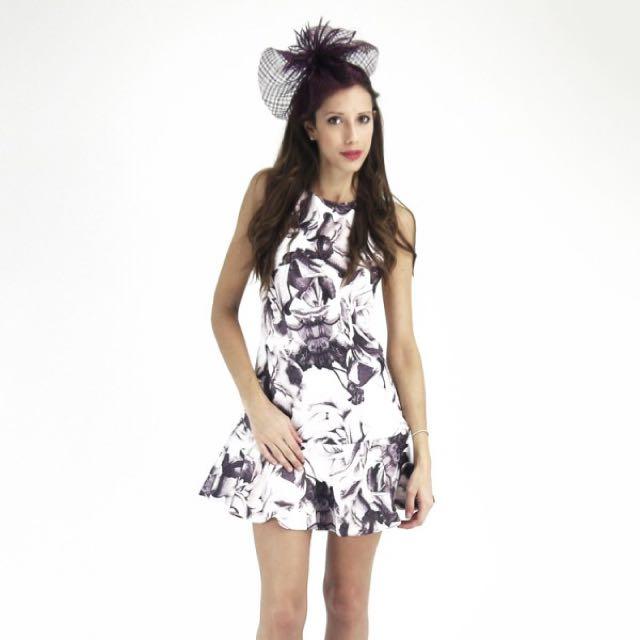 Black Roses Dress