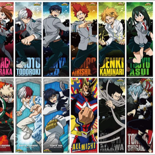 Boku No Hero Academia/My Hero Academia Posters (All Might