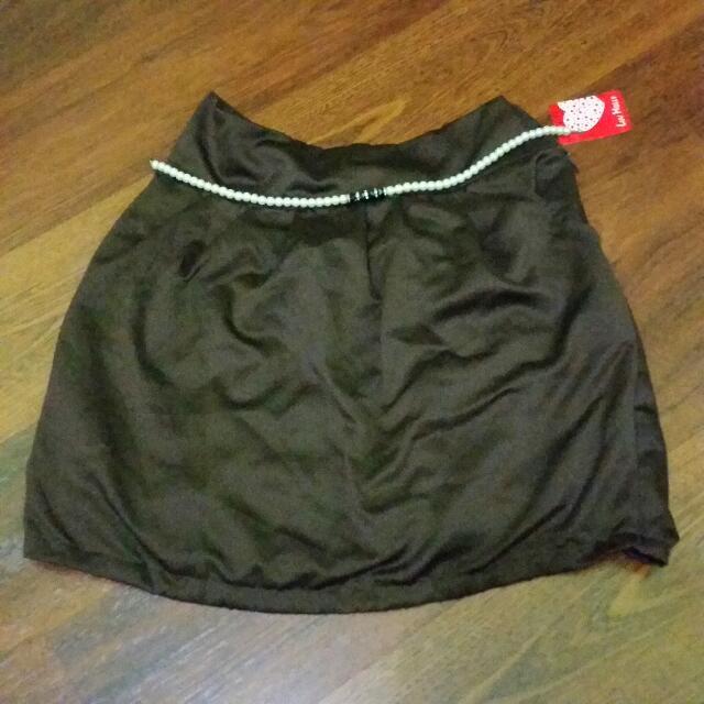 Brown Skirt NEW